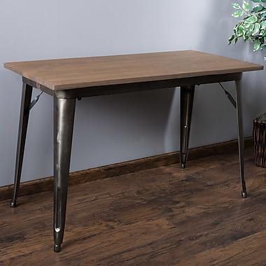 Home Loft Concepts Elmton Writing Desk