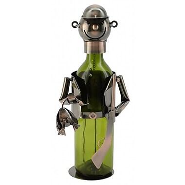Wine Bodies Hunter 1 Bottle Tabletop Wine Rack