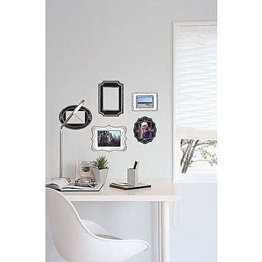 WallPops! Sketch It Frame Wall Decal