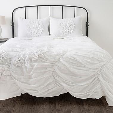 Wildon Home Charesa Comforter Set; Twin