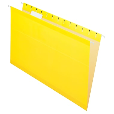 Pendaflex® Reversaflex® Deluxe Hanging File Folder, Legal Size, 8-1/2
