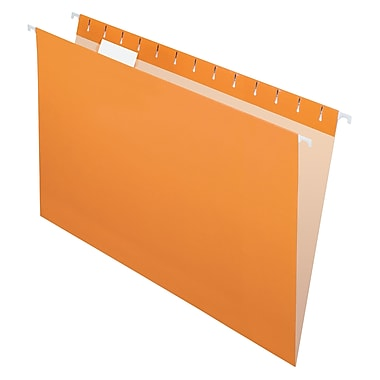 Esselte Oxford Legal Coloured File Hanging Folder, 25/Box