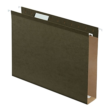 Pendaflex® Extra-Capacity Hanging Folder with Box Bottom, 2