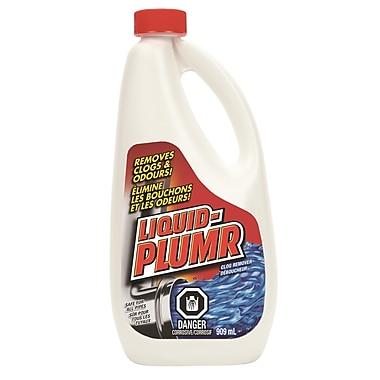 Liquid Plumr Drain Clog Remover 909 mL, 9/Pack