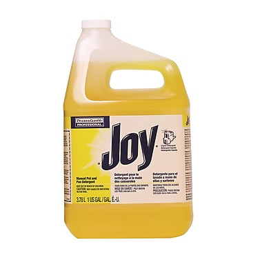 Joy Pot and Pan Detergent 3.78 L, 4 Packs/Case