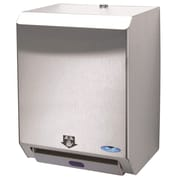"""Frost Hands Free Paper Towel Disp. 11.375"""" x 15.625"""" x 8.5"""" Stainless Steel, Each"""