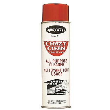 Crazy Clean All Purpose Cleaner 19 oz. , 12/Pack