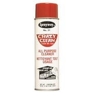 Crazy Clean – Nettoyant tout usage, 19 oz, 12/paquet