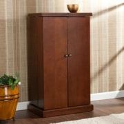Wildon Home   Boswell Bar Cabinet w/ Wine Storage