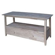 International Concepts Bombay 48'' TV Stand