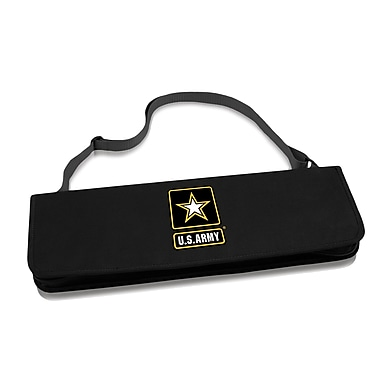 Picnic Time Army Metro BBQ Grilling Tool Set