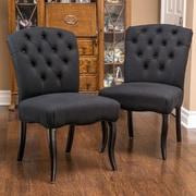 Home Loft Concepts Hallie Parsons Chair (Set of 2)