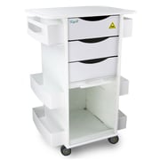 TrippNT MRI Dx Core Cart; White