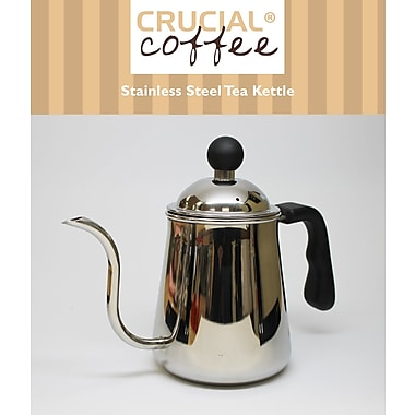 Crucial Pour Over 0.94-qt. Stainless Steel Gooseneck Kettle