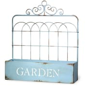 Boston International Metal Wall Planter