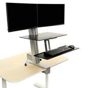 InMovement Standard Sit & Stand Desk, Black (IMWFDESKD01)