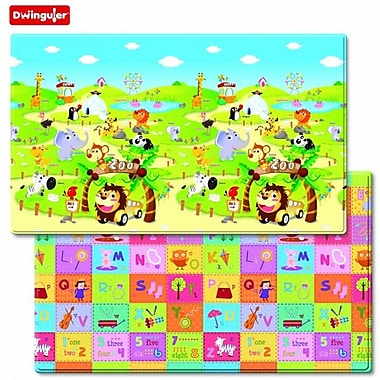 Dwingular Zoo Playmat, Large