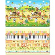 Dwinguler Music Parade Sound Sensory Playmat