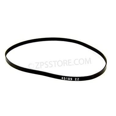 Zebra, 110pax4, Spare Part, Auxillary Roller Drive Belt Gt2, 126g 2mm 6mm, for 110pax4