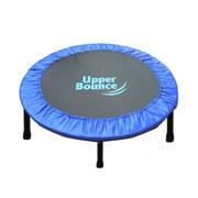 Upper Bounce Mini Foldable Rebounder Fitness 44'' Trampoline