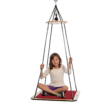 Flaghouse TheraGym Square Platform Swing (40146)