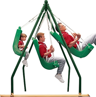 Flaghouse Flying Colors Swing Seat, Small with Pommel (35524)