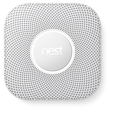 NEST (S3003LWEF) 2nd-Gen Smoke and Carbon Monoxide Alarm, Wired 120V