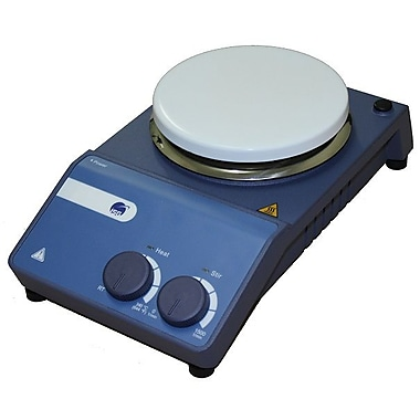 ISG - Chauffe-plats Hotplate and Magnetic Stirrer, bleu et blanc