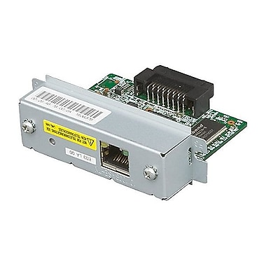 Epson Ub-E03, Connect-It Interface, Ethernet, 10/100MB, Ip Addressable for Mpos Friendly Printers, All Tm Printers