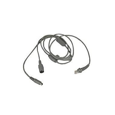 Honeywell Cable, Kbw, Black, 2.4 Meters (7.9'), Straight, 5V External Power, Non-Standard, Non-Cancelable/Non-Returnable