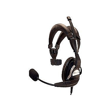 Honeywell Accessory, Headset, Single Ear, Dual Padded Over The Head Headband, Freezer Ready with Noise Canceling Microphone, L