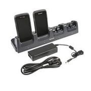 Honeywell CT50, Netbase for Ethernet Comms and Recharging Upto 4 Computers. Kit Includes Dock, Power Supply, Power Cord.