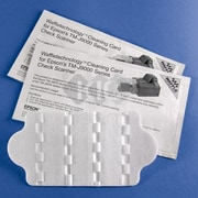 Epson TM-J9000/J9100, Accessory, Micro Cleaning Sheets for Use On TM-J9000/J9100, 15 Sheets Per Box