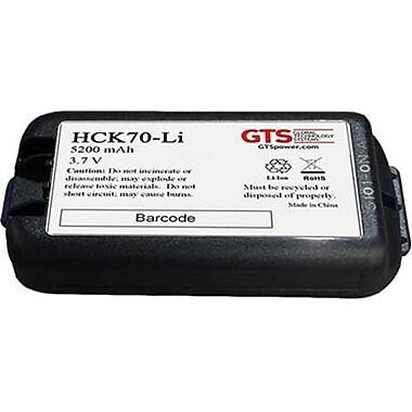 Gts, Intermec Ck70/Ck71, Battery Replacement, Li-Ion, 5200 Mah, 3.7V, Oem P/N 318-046-011In