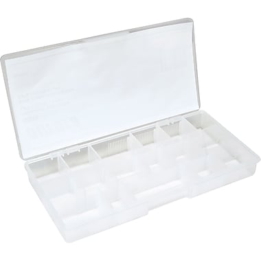 Compartment Case, CF333, No. of Compartments - Variable up to 17, 36/Pack