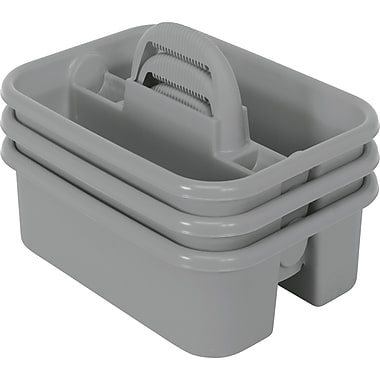 Supply Caddy, CD534, Colour - Grey, 4/Pack