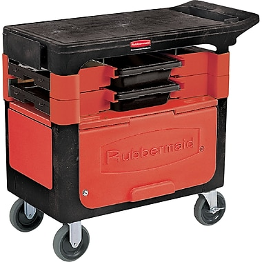 Trades Carts w/Lockable Cabinet