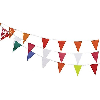 Pennants, NG132, Message - Multicolour, 12/Pack