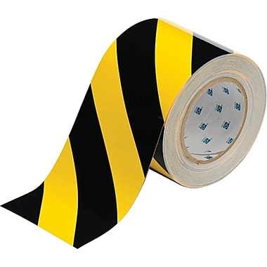 ToughStripe™ Floor Marking Tape, SED047, Length of Roll - 100'