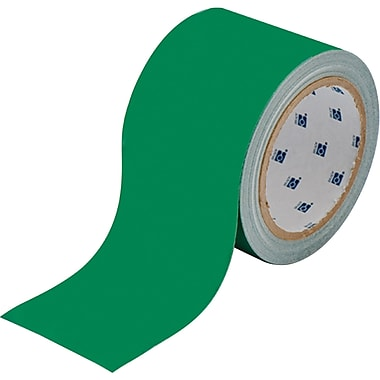 ToughStripe™ Floor Marking Tape, SED032, Length of Roll - 100', 2/Pack