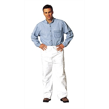 Tyvek® Protective Clothing - Pants, SAV188, Large, 36/Pack