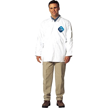 Tyvek® Protective Clothing - Shirt, SAV178, 2X-Large, 12/Pack