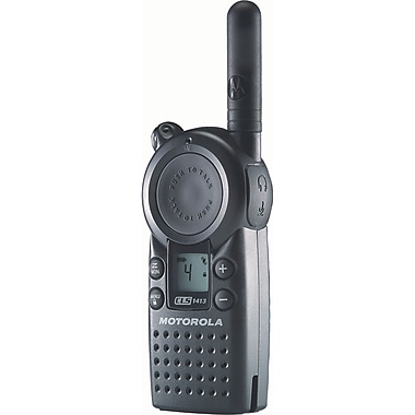 Motorola Business Two-Way Radios - CLS Series™ 4-Channel 1 W