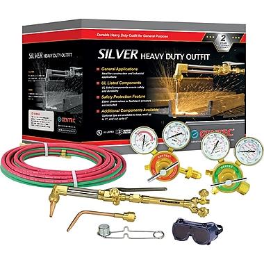 Silver Heavy-Duty Welding & Cutting Outfi ts