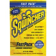 Sqwincher - Fast PackMD, SAF872, limonade, 100/paquet