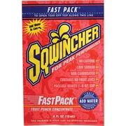 Sqwincher Fast Pack, SAF873, Fruit Punch, 100/Pack