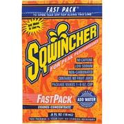 Sqwincher Fast Pack, SAF878, Orange, 100/Pack