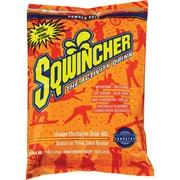 Sqwincher Powder Pack, SAF871, Orange, 4/Pack