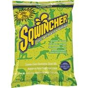 Sqwincher Powder Pack, SEC587, Lemon-Lime, 4/Pack