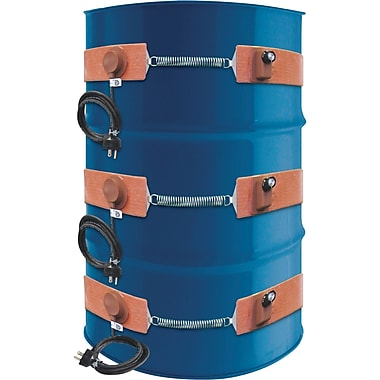 Flexible Drum & Pail Heaters, DC325, 55 GAL. US
